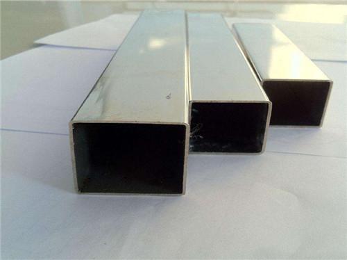 304 316L不銹鋼方管批發