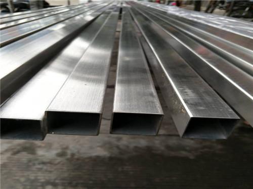 不銹鋼矩形管 材質規格齊全
