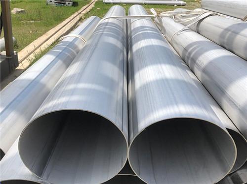 316大口徑不銹鋼焊管 規格齊全