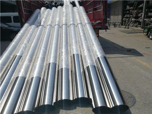 304L不銹鋼管 管壁厚可定制 拋光